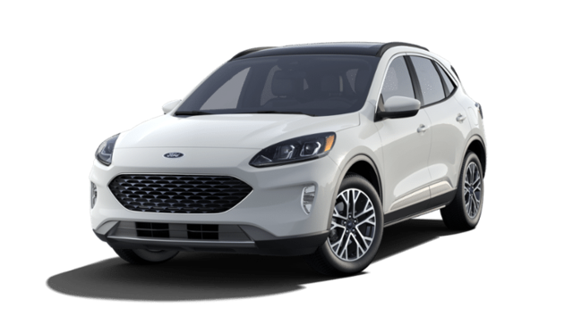 New 2020 Ford Escape SEL SUV for sale in Jersey City